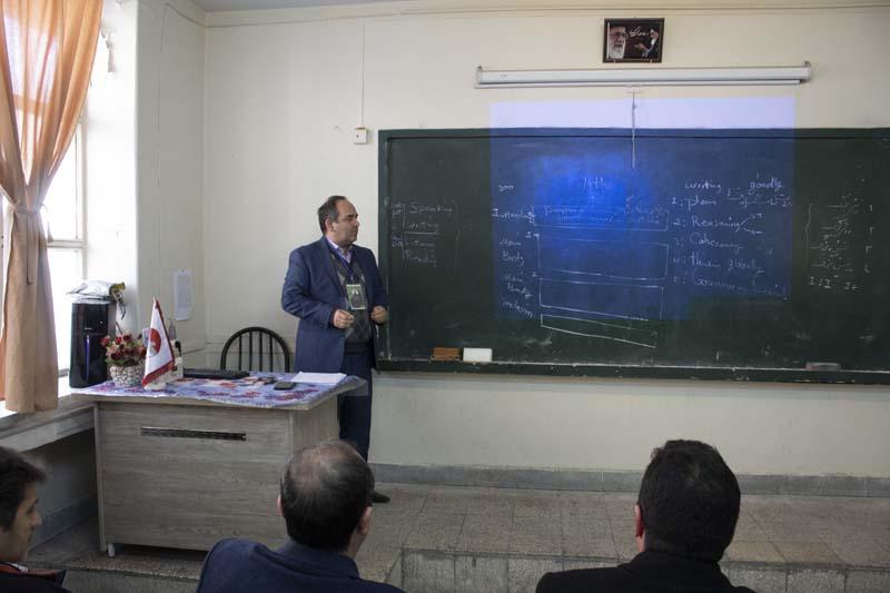 کارگاه زبان انگلیسی تبریز