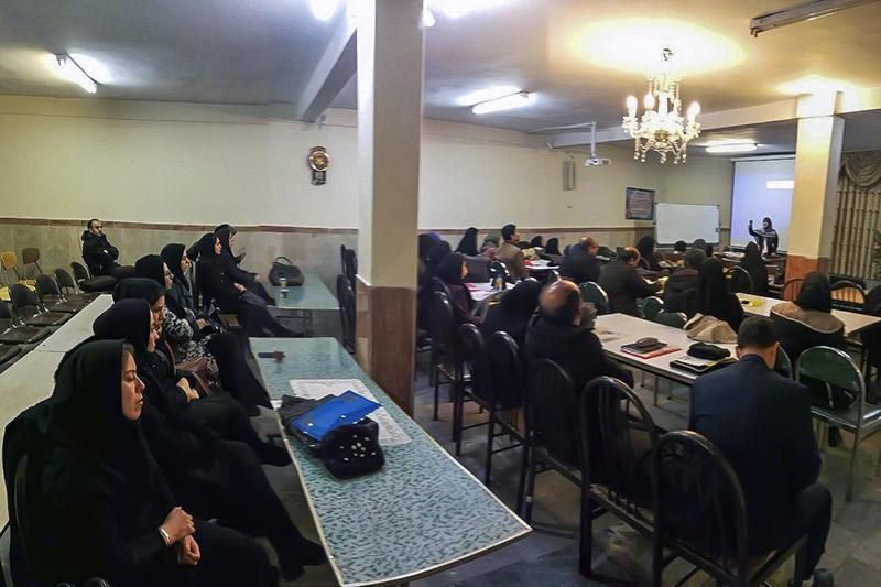 کارگاه جامعهشناسی همایش تبریز