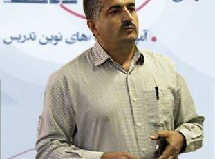 منصور قاسم زاده، مدرس ریاضی و آمار در همایش چالوس